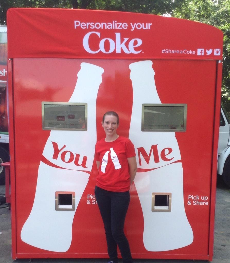 Coca-Cola #ShareaCoke