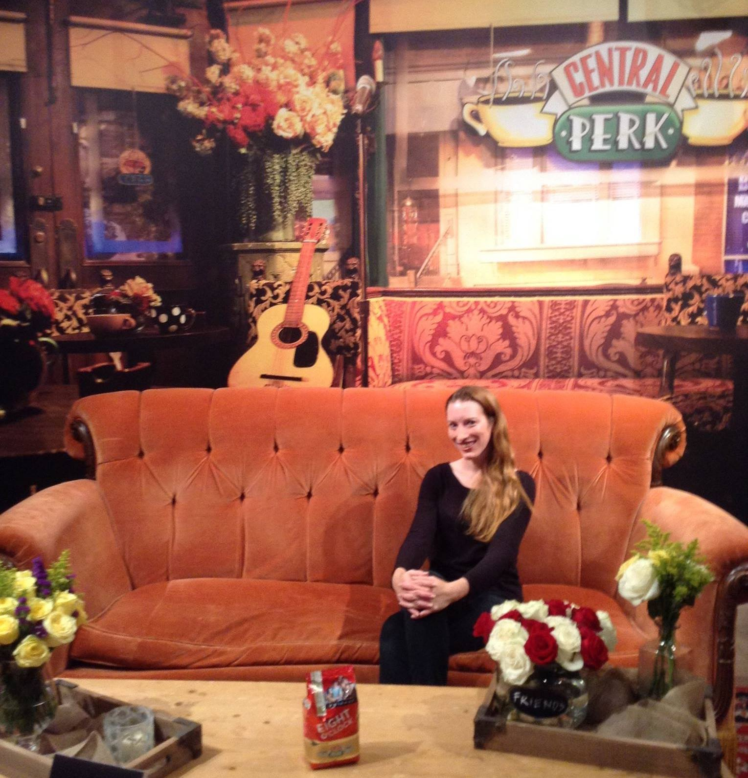 Eight O'clock Coffee at Central Perk--Friends 20th Anniversary