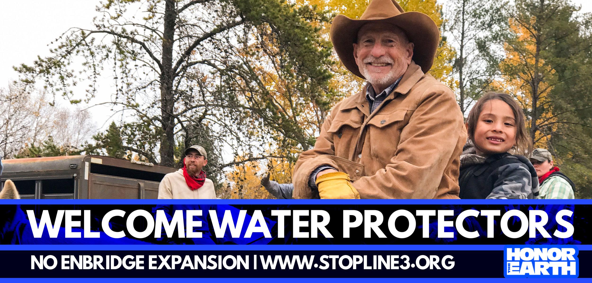 Welcome Water Protectors BILLBAORD  (2).jpg