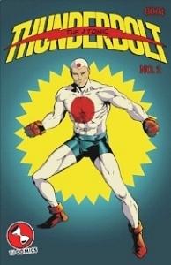The Atomic Thunderbolt #1 (2017)    Cover Art, Interior Pencils  TJ Comics
