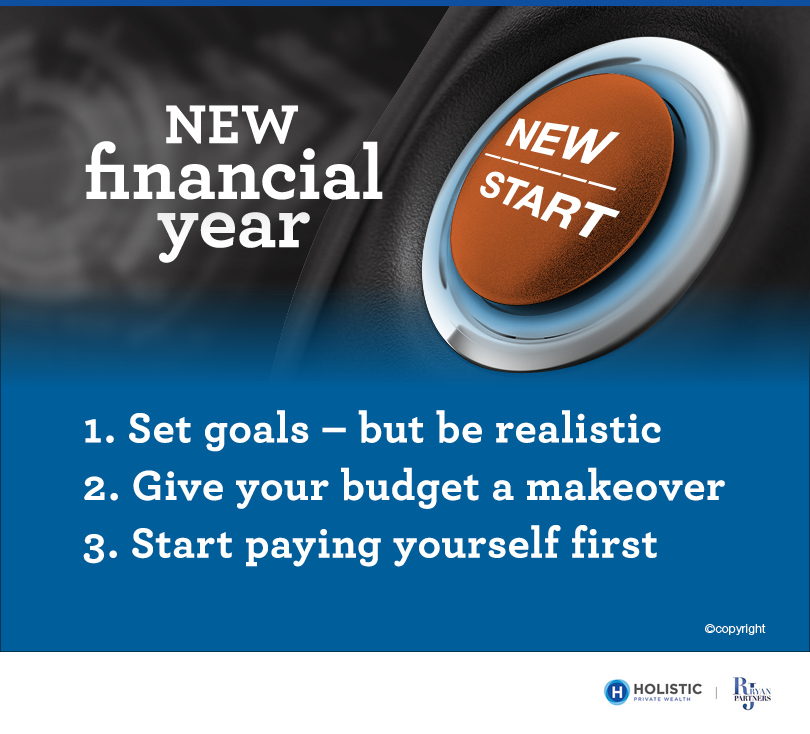 Entering the New Financial Year