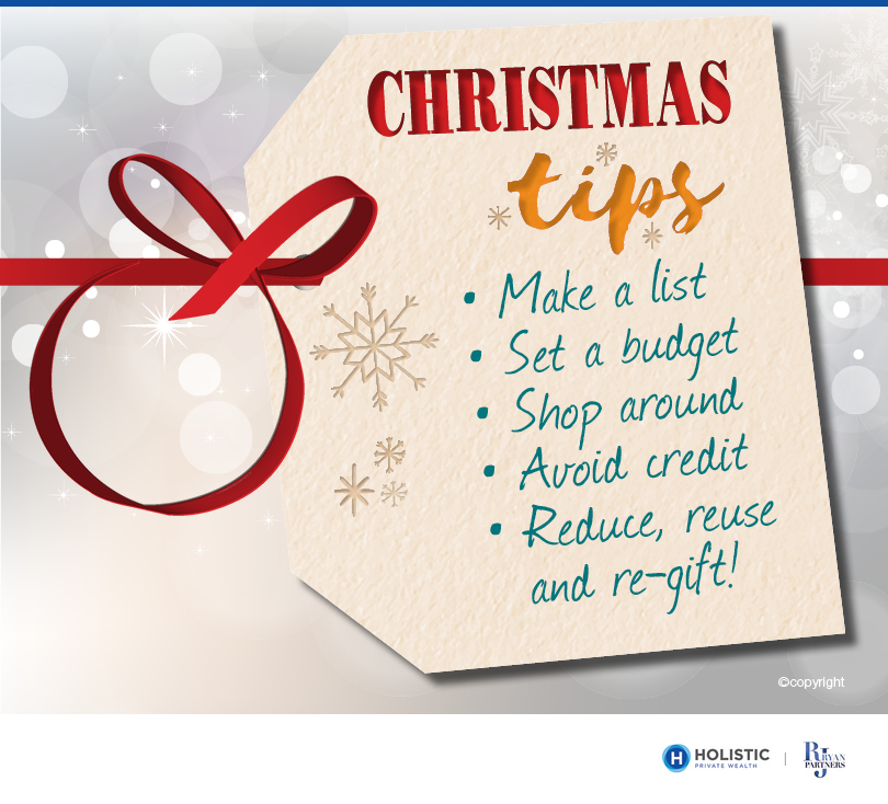 Keeping your finances in check this christmas time