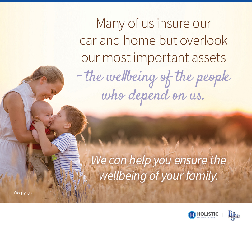 Ensure the well being of your family