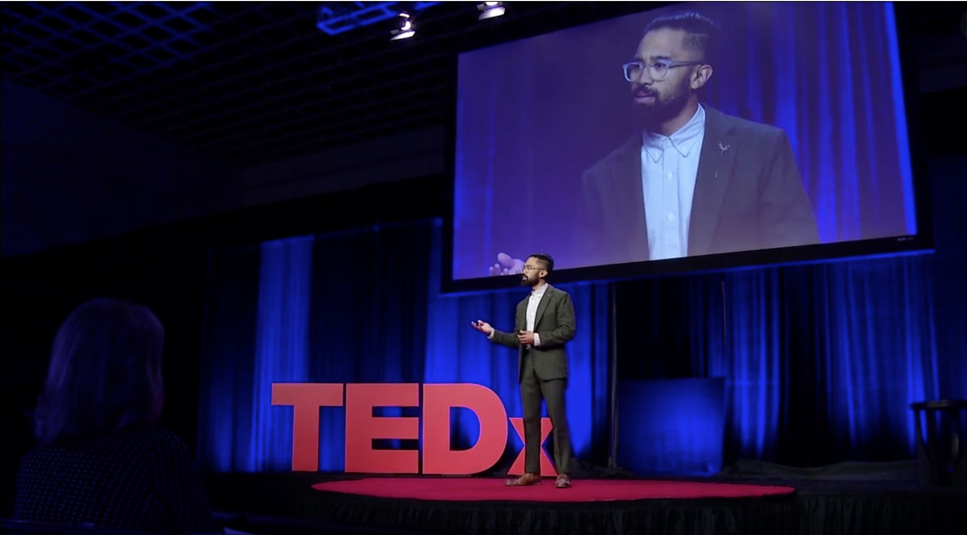 - Watch my Tedx talk.