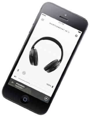 Bose Connect iPhone App