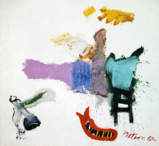 Ocean Park Series, John Altoon 1962