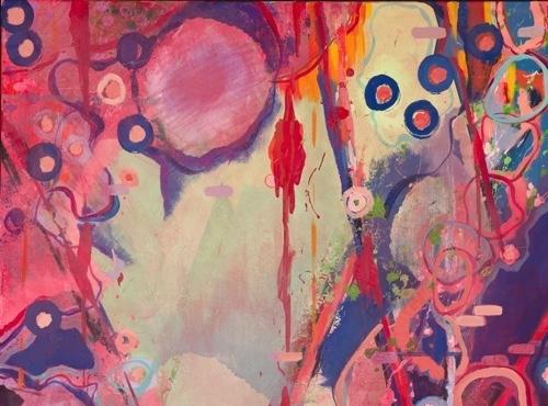 """Spreading"" by Jennifer Hobbs"