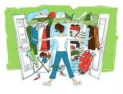 Do you suffer from closet overwhelm? -