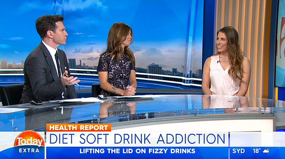 Watch the full segment. Btw, it isn't about my addiction, but it did prompt me to write this!
