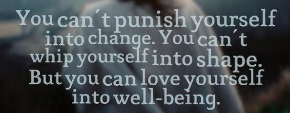 body love self love