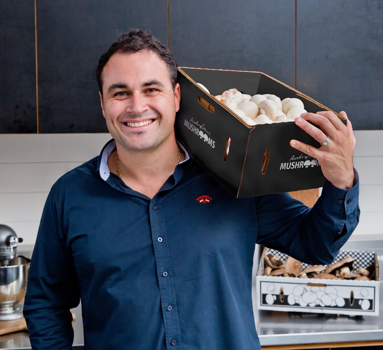 Miguel Maestre, australian mushrooms