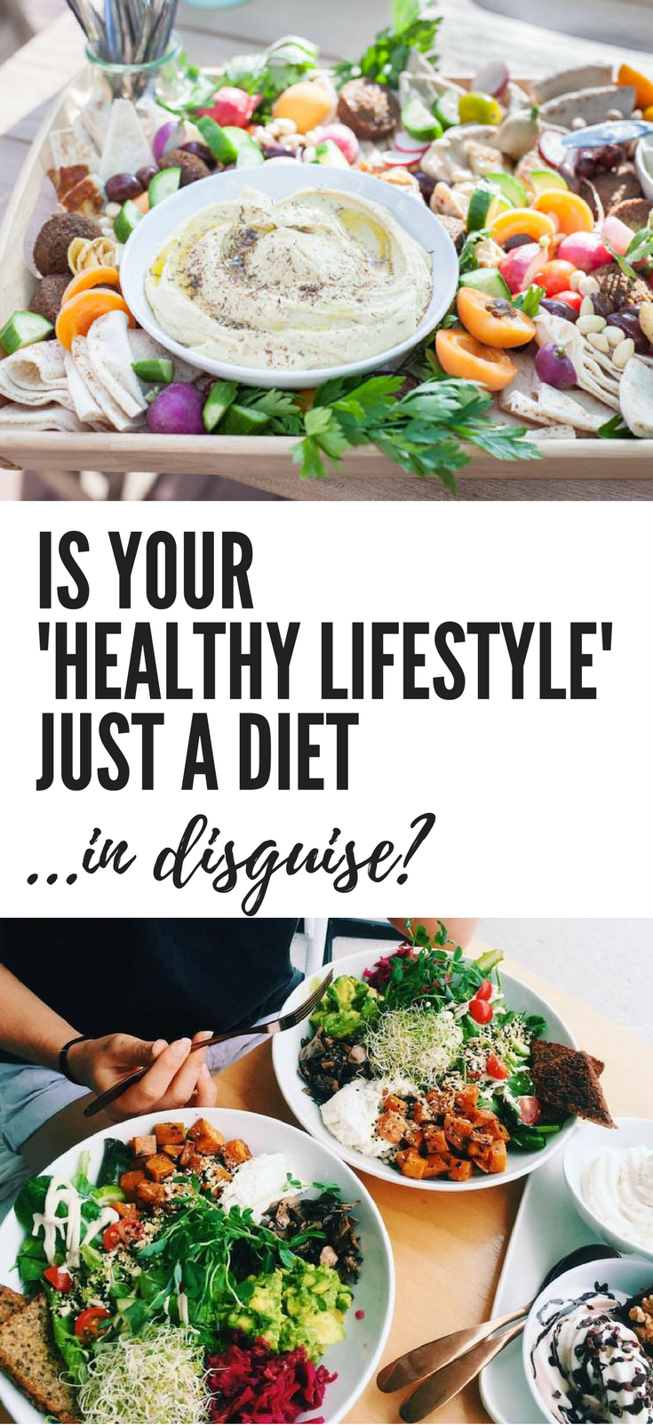Are you dieting without realising?
