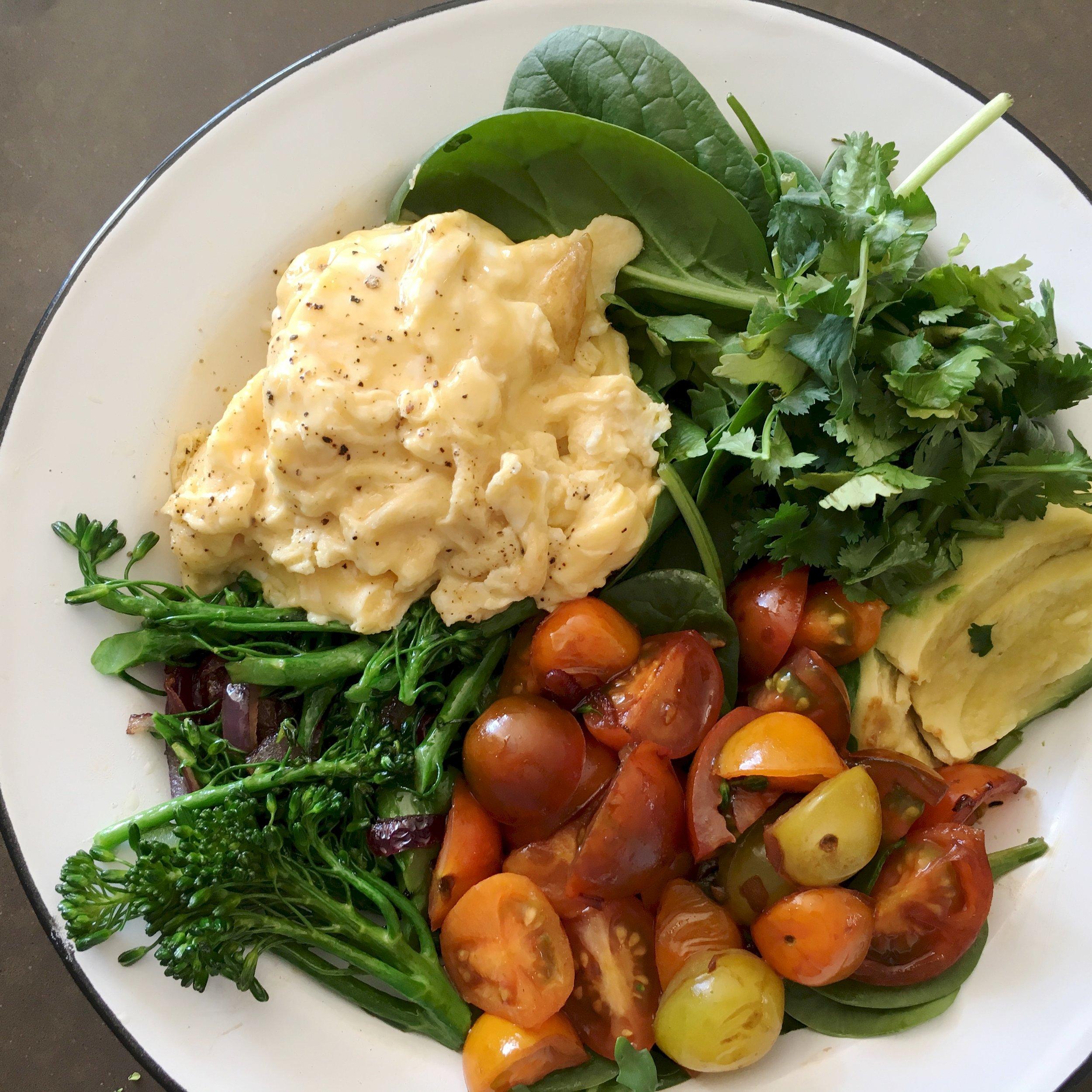 Healthy breakfast option paleo
