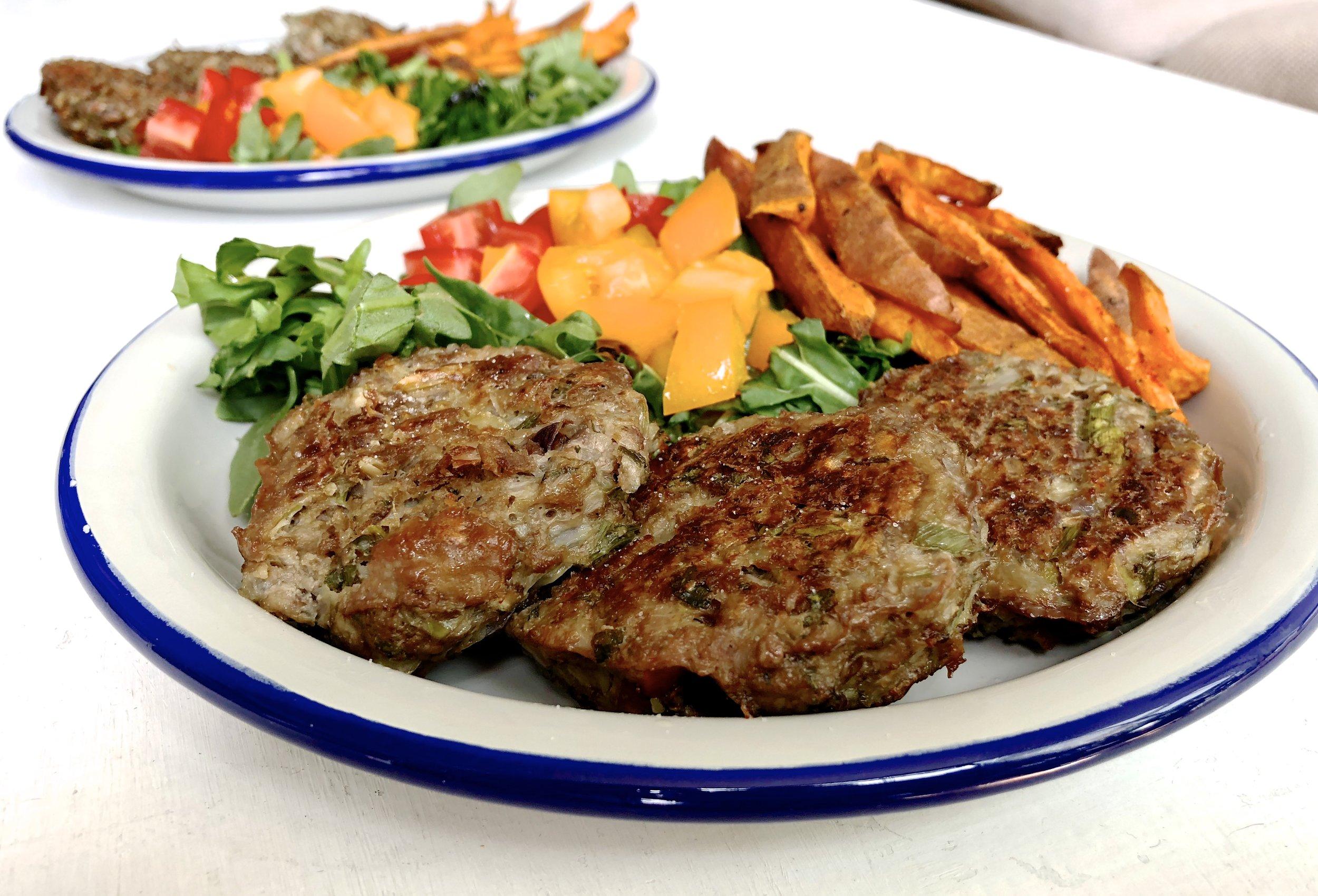 Healthy beef burger patties - recipe.JPG