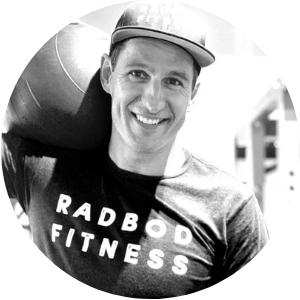 Personal Trainer: Radek Jonak - Radek is the owner and senior personal trainer of RadBod Fitness, a premium fitness studio in Cammeray, Sydney. RadBod Fitness makes fitness fun, and specialises in both indoor and outdoor personal training and small groups. Follow him on Instagram for free fitness tips.