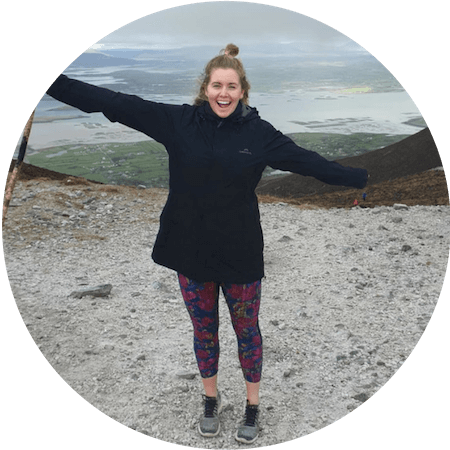 """Emily O'Connell - """"Back to Basics is absolutely excellent!I love that I get inspiration for healthy meals for the week ahead. We can often get stuck in the rut of 'meat and 3 veg', so I love how Back to Basics gives us fresh and delicious ideas!The workouts are excellent!"""""""