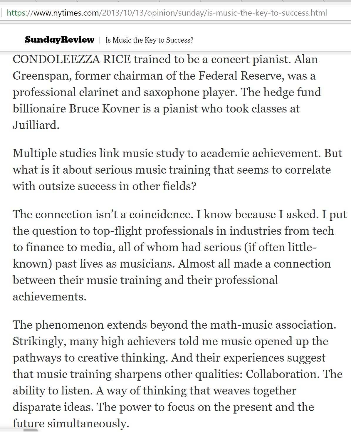 NYTIMES Is Music Key to Success.png