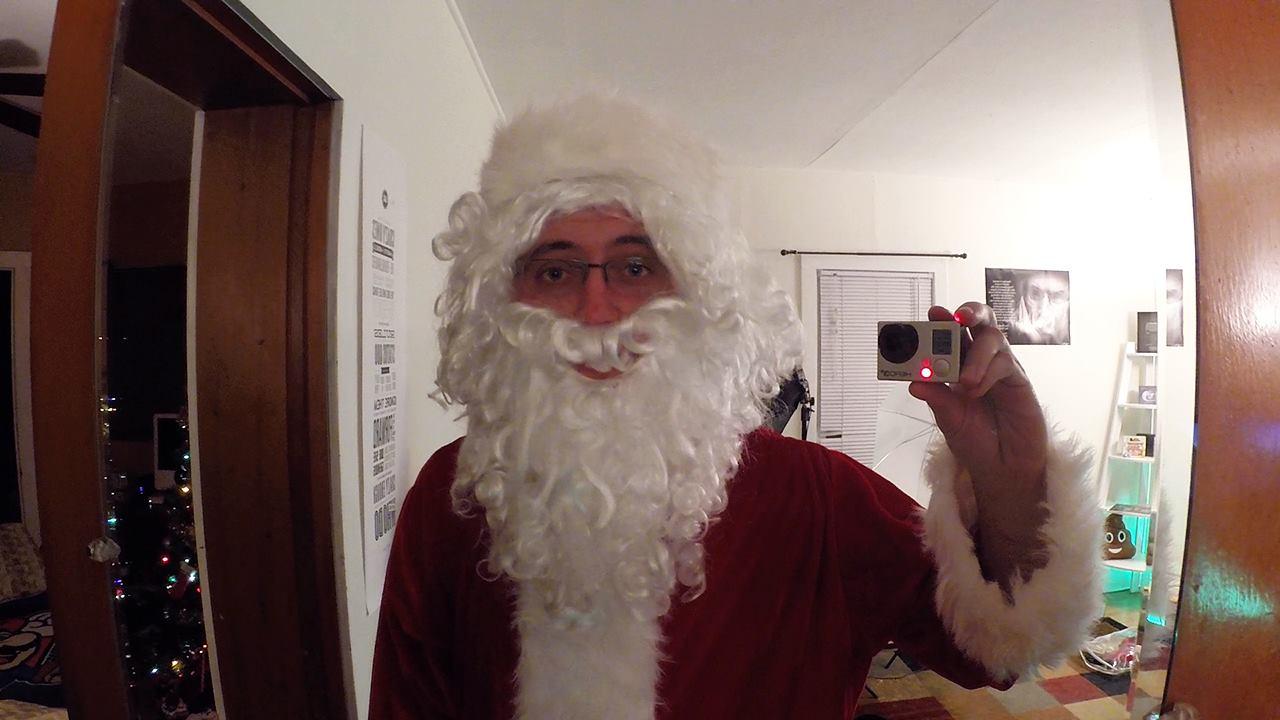 Santa Claus is Here