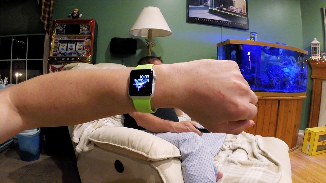 The Apple Watch is Here