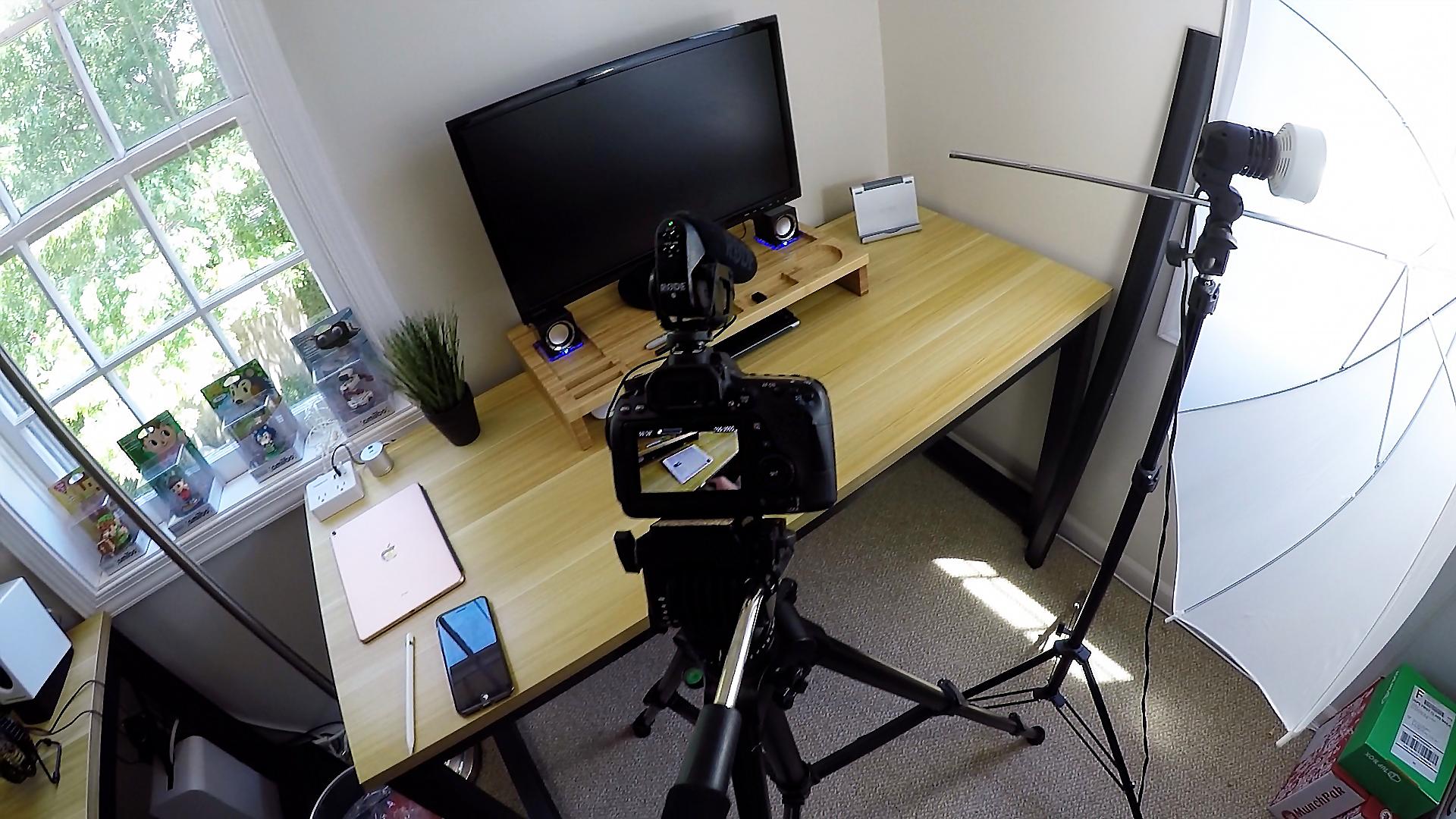New Setup, More Content