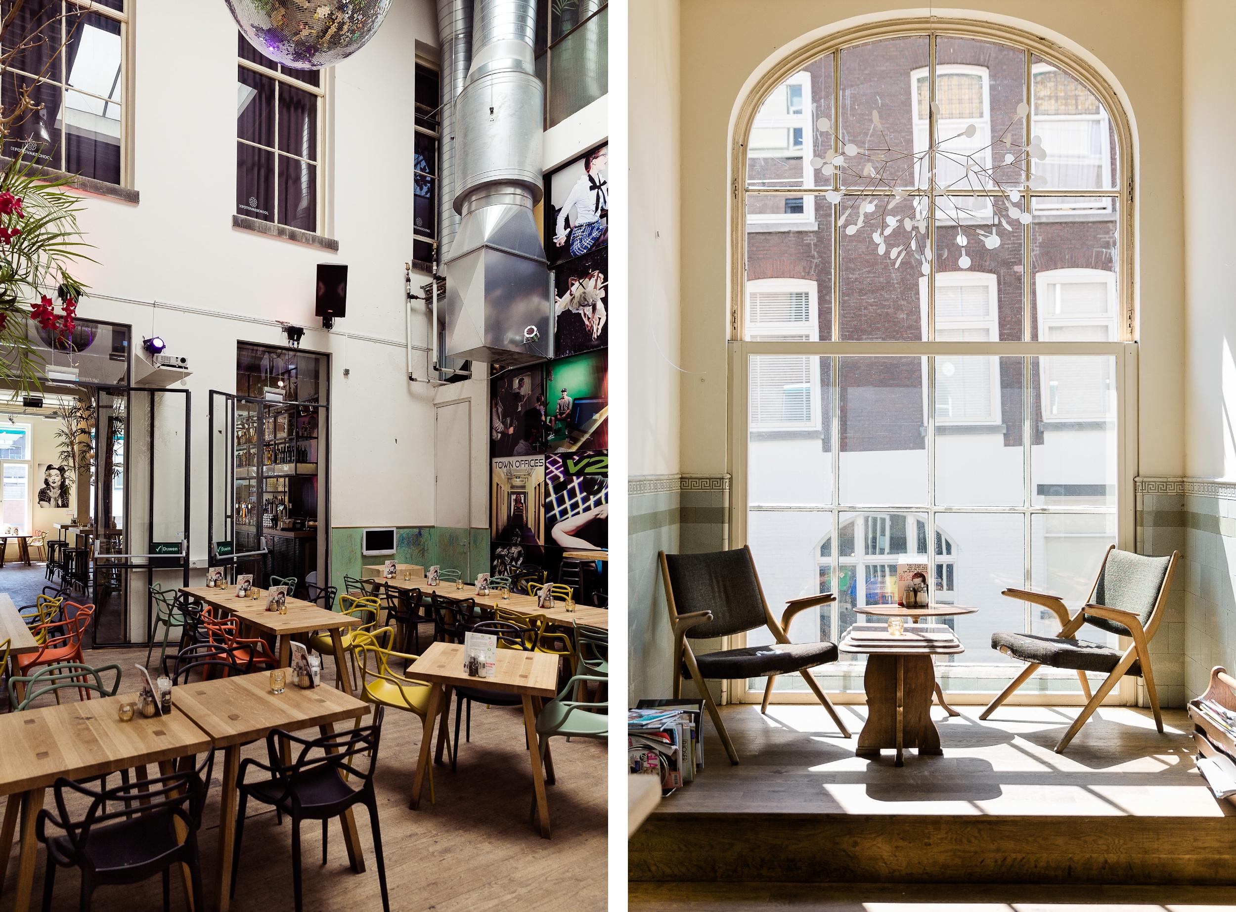 Nieuw Rotterdams Café (NRC)
