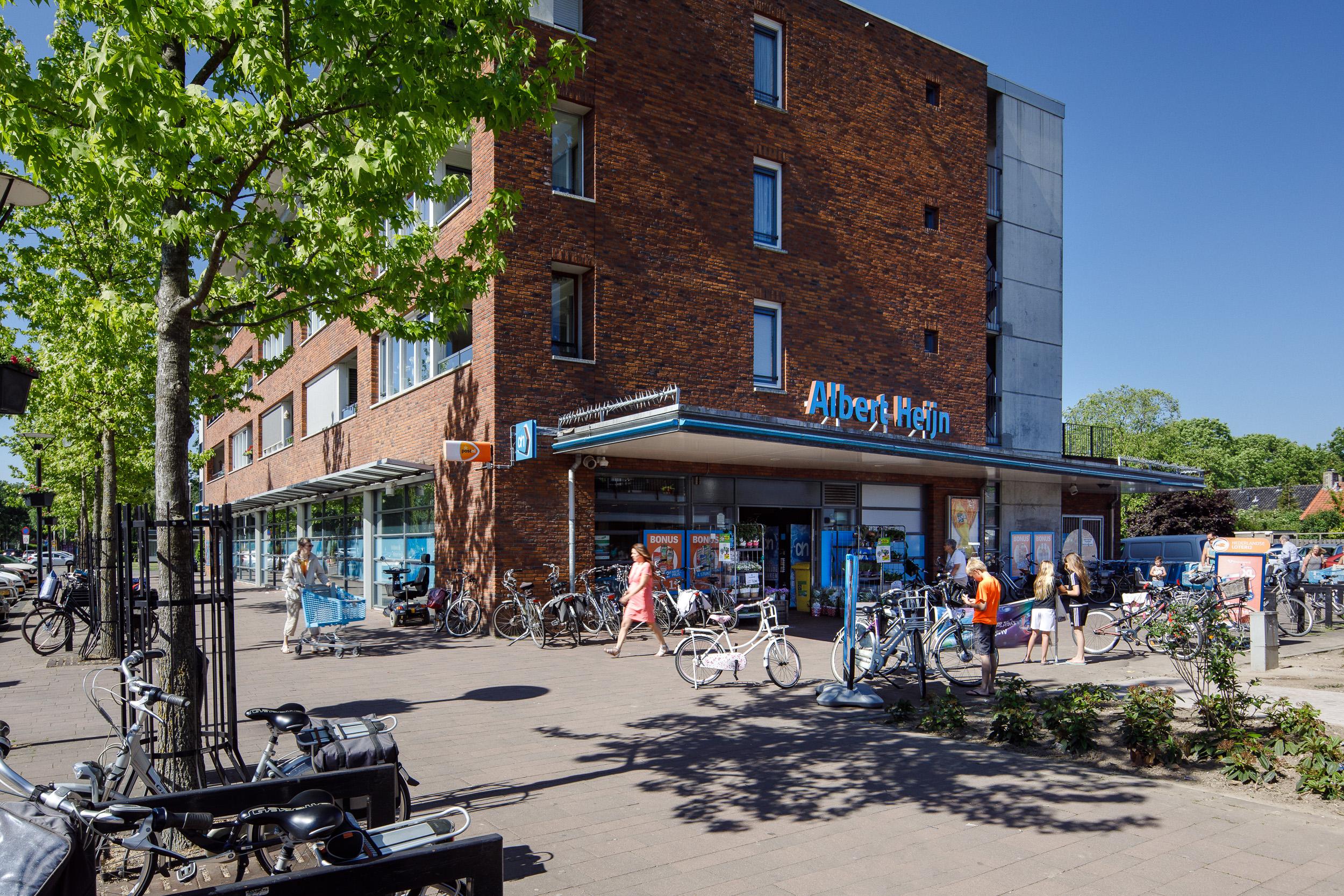 Winkelcentrum Puttershoek