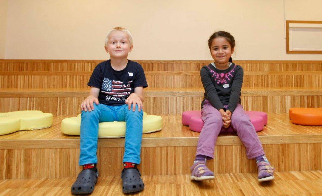 Storøya skole satser helt åpent - 19. august 2013, Asker og Bærum Budstikke