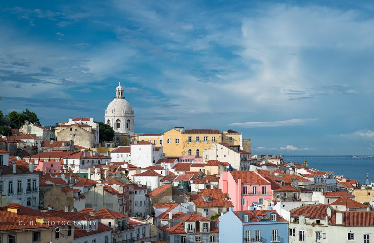 The Old Quarter - Lisbon, Portugal
