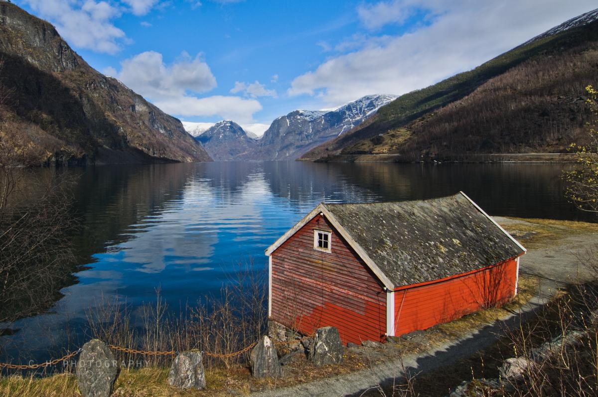 Red Shack - Flåm, Norway