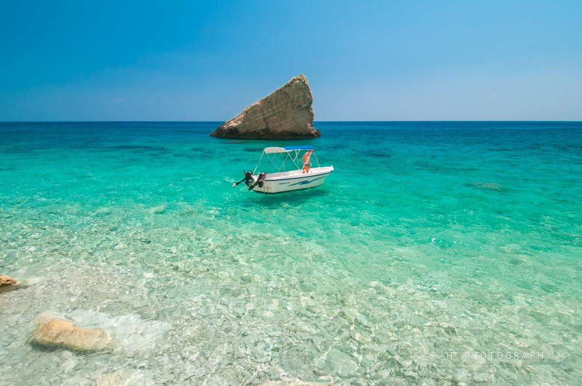 Ionian Sea - Zakynthos, Greece