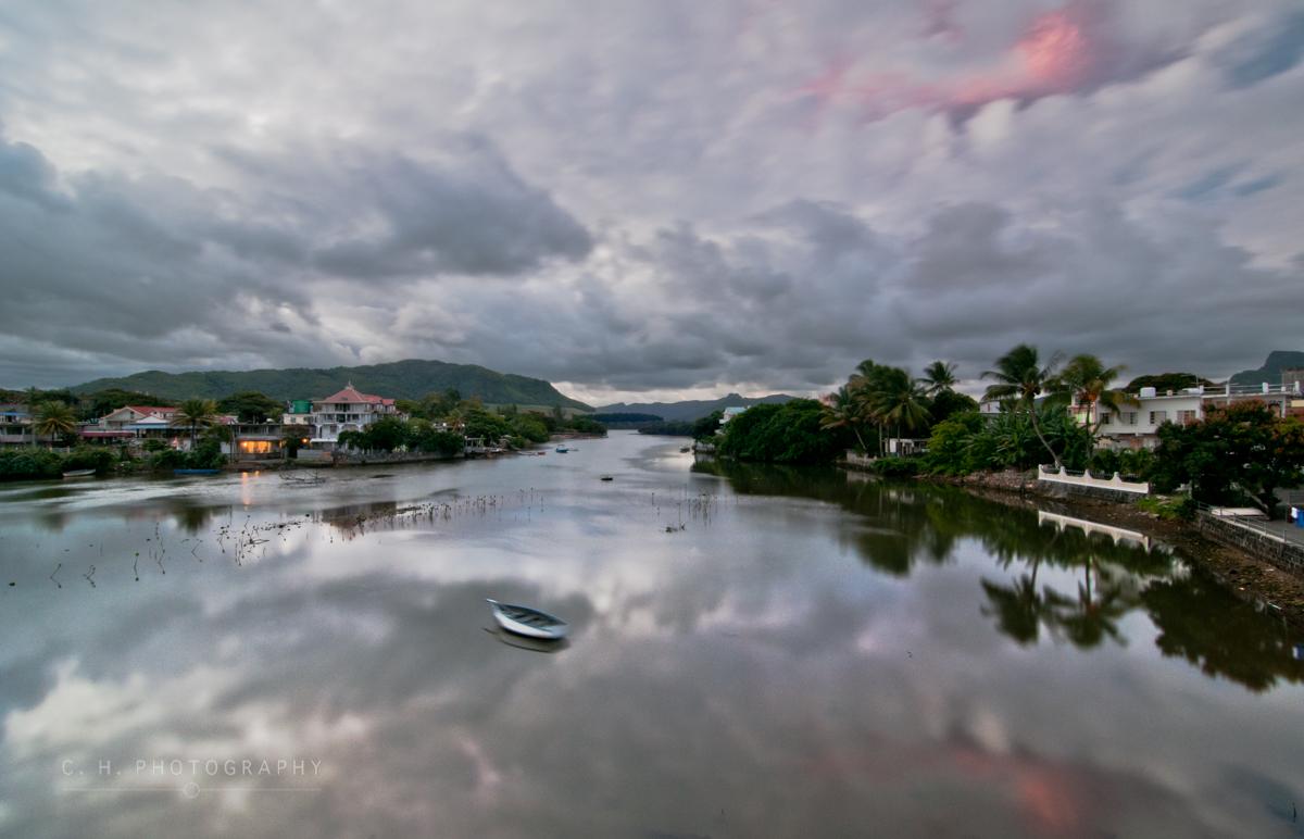 Silver Sunset - Mahebourg, Mauritius