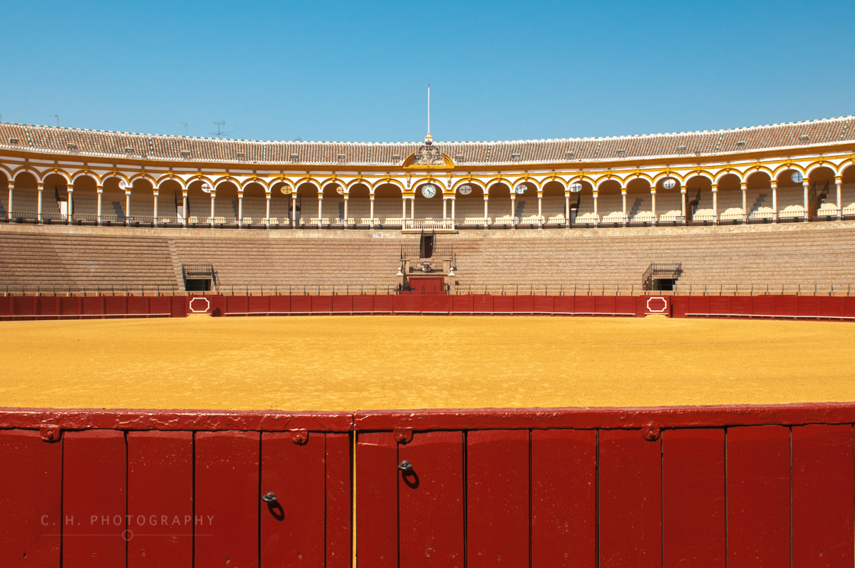 Plaza de Toros - Seville, Spain