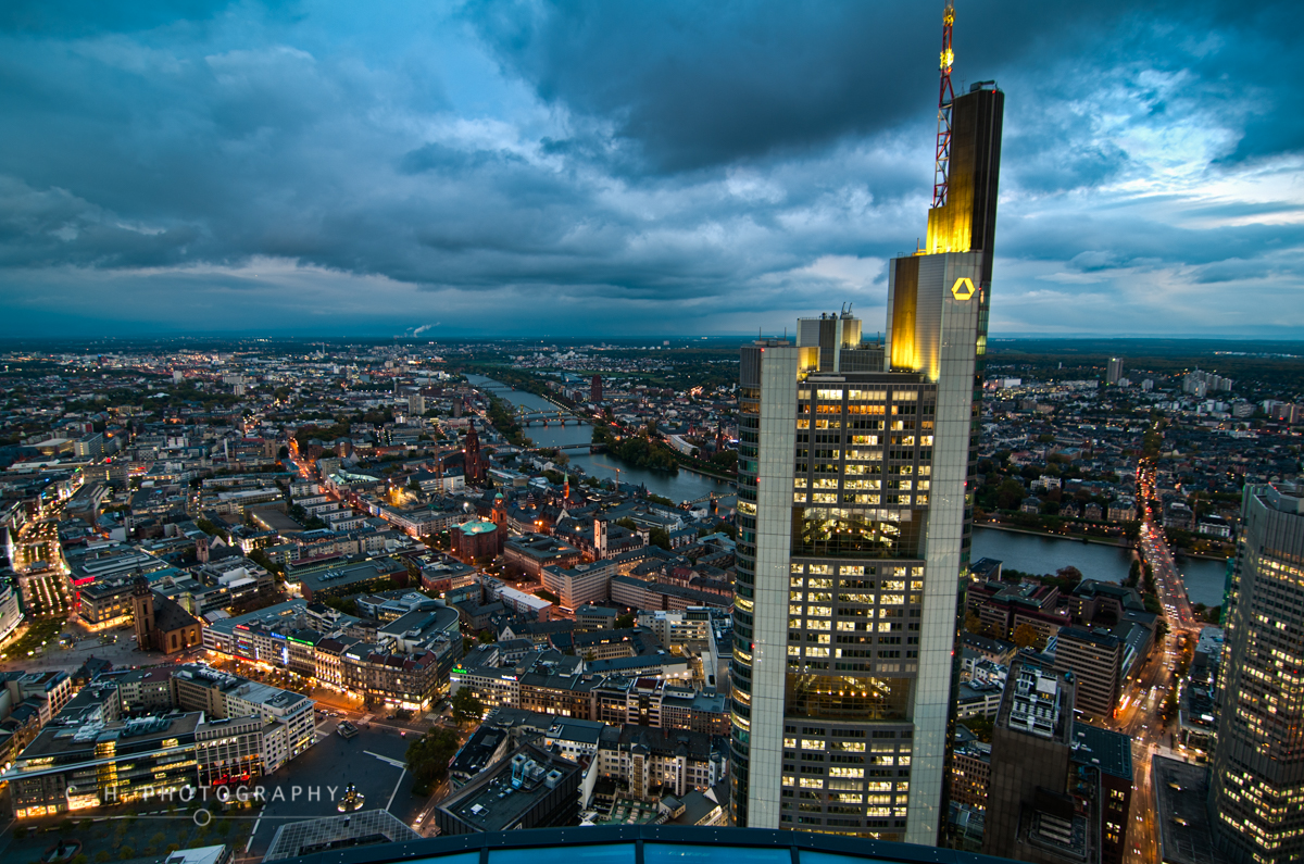 Commerzbank Tower - Frankfurt, Germany