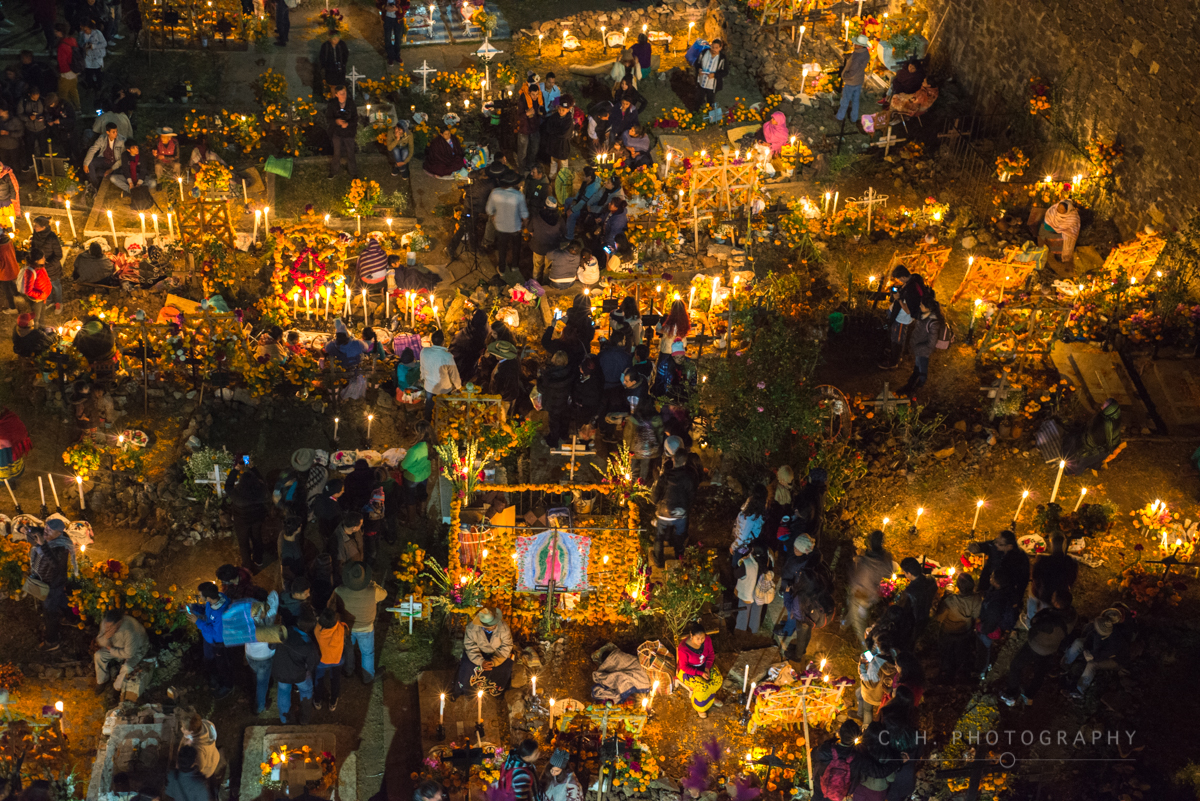 The Day of The Dead - Janitzio, Mexico