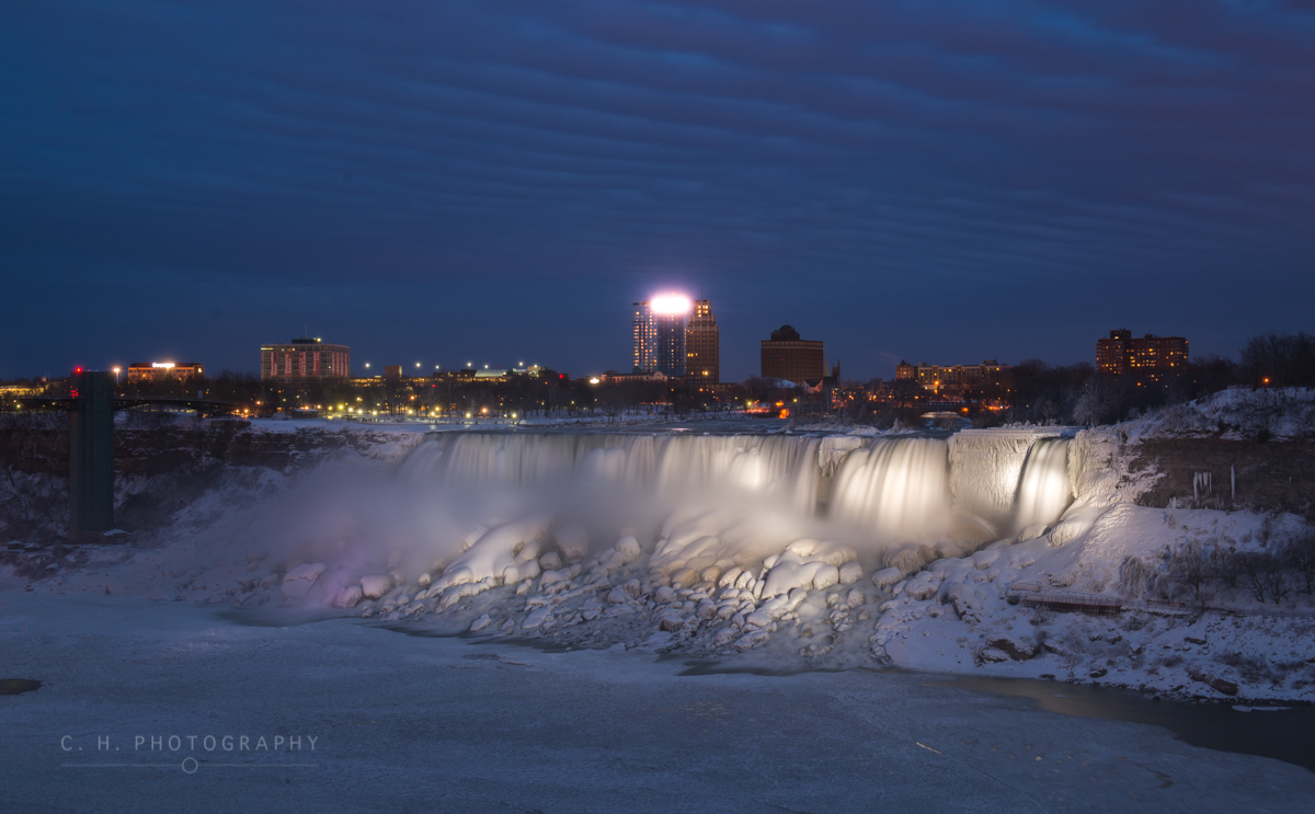 American Falls - Niagara Falls, Canada