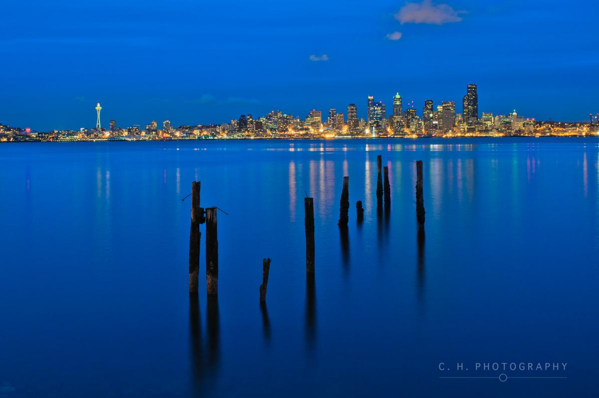 Elliott Bay - Seattle, USA