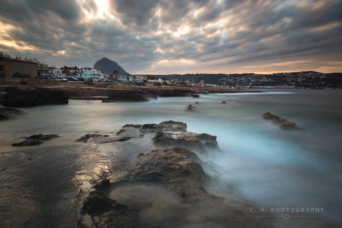 Valencia Coast - Javea, Spain