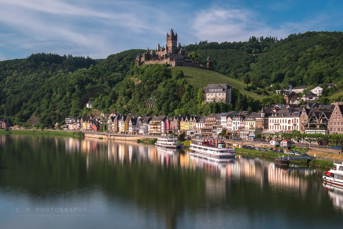 Burg Cochem - Mosel River, Germany