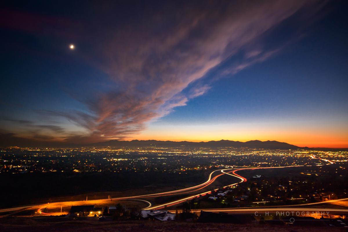 The Salt Lake Valley - Salt Lake City, USA
