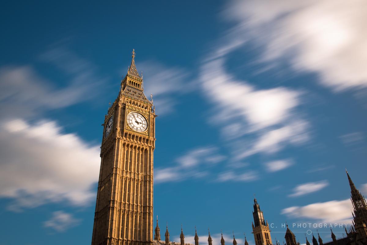 Big Ben Tower - London, UK