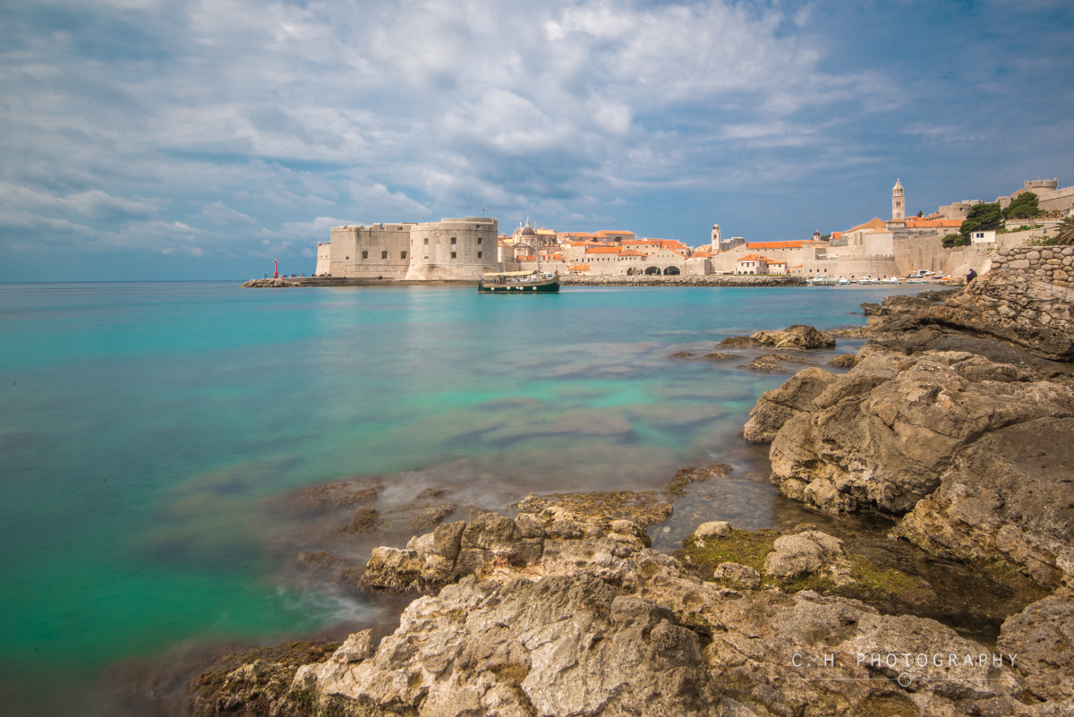 Adriatic Water - Dubrovnik, Croatia