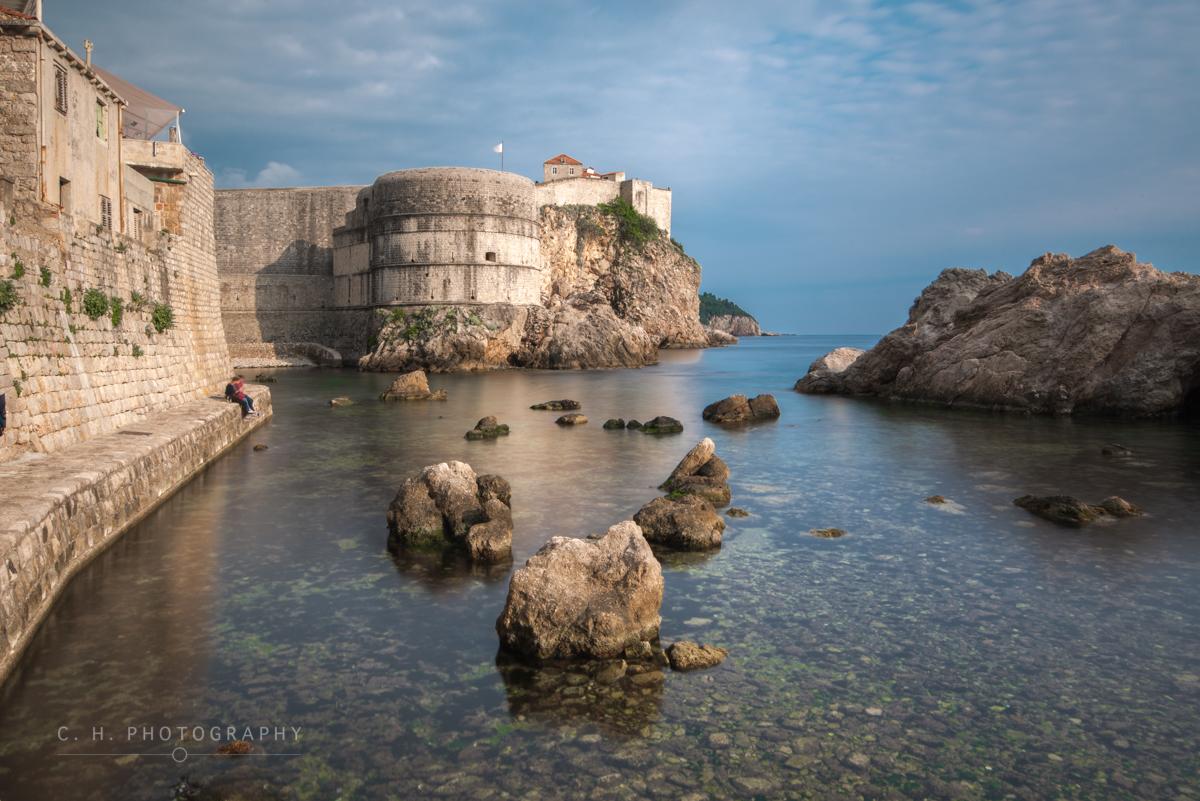 Old Walls - Dubrovnik, Croatia