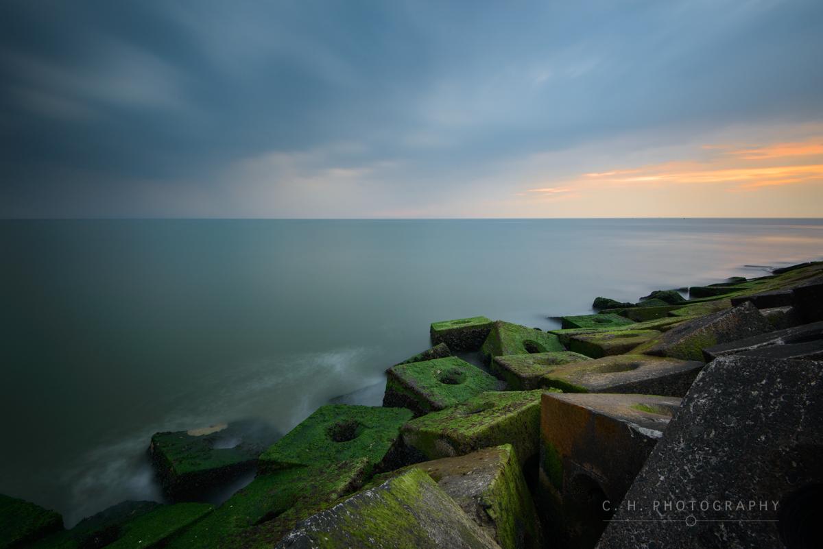 Sea Breaker - The Hague, The Netherlands