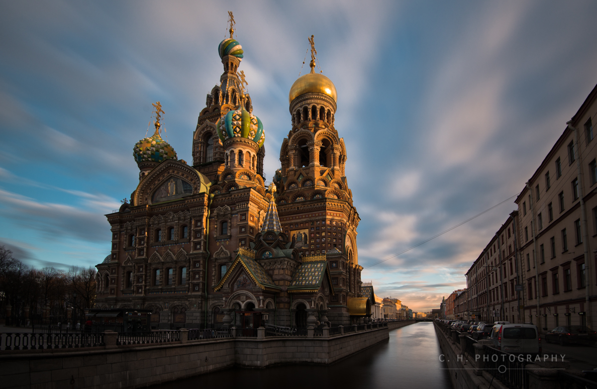 Church of the Savior on Spilled Blood - St Petersburg, Russia