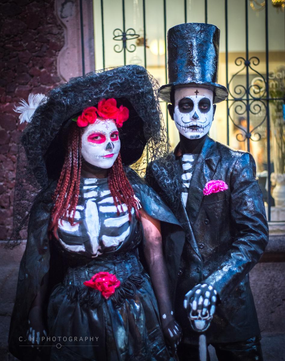 The Day of The Dead - Guadalajara, Mexico
