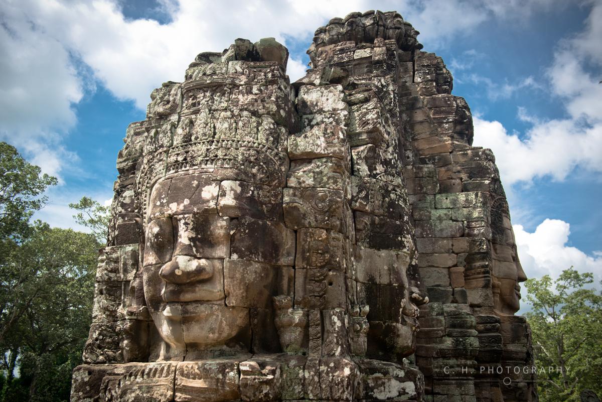 Bayon Temple - Angkor Wat, Cambodia