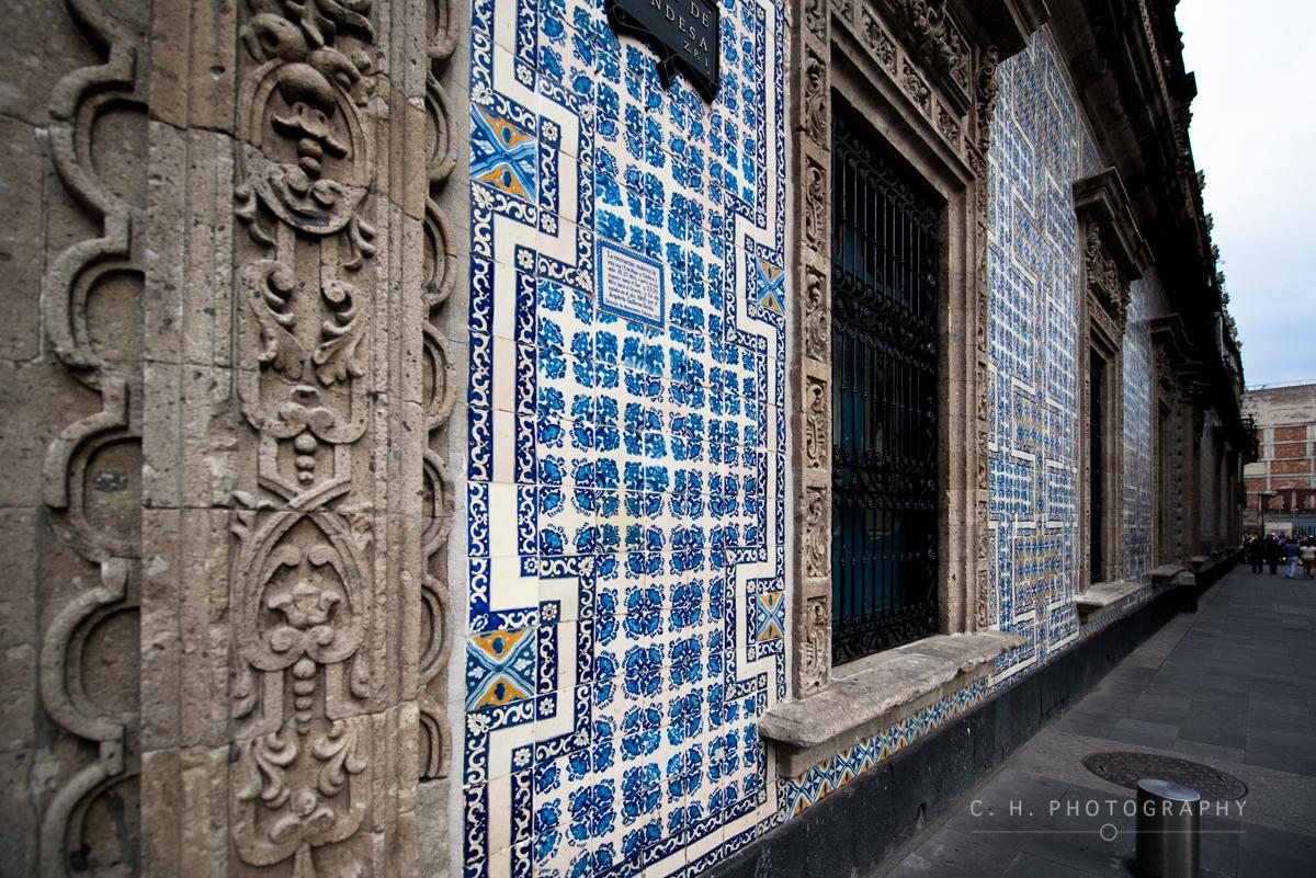 Casa de los Azulejos - Mexico City, Mexico