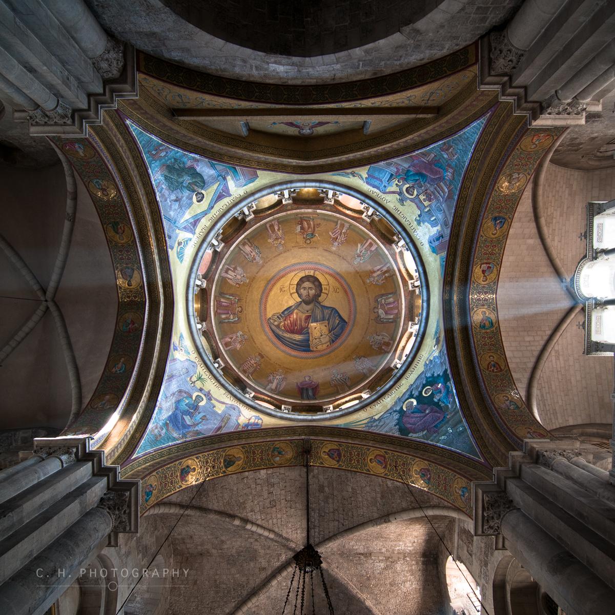 Church of The Holy Sepulchre - Jerusalem, Israel
