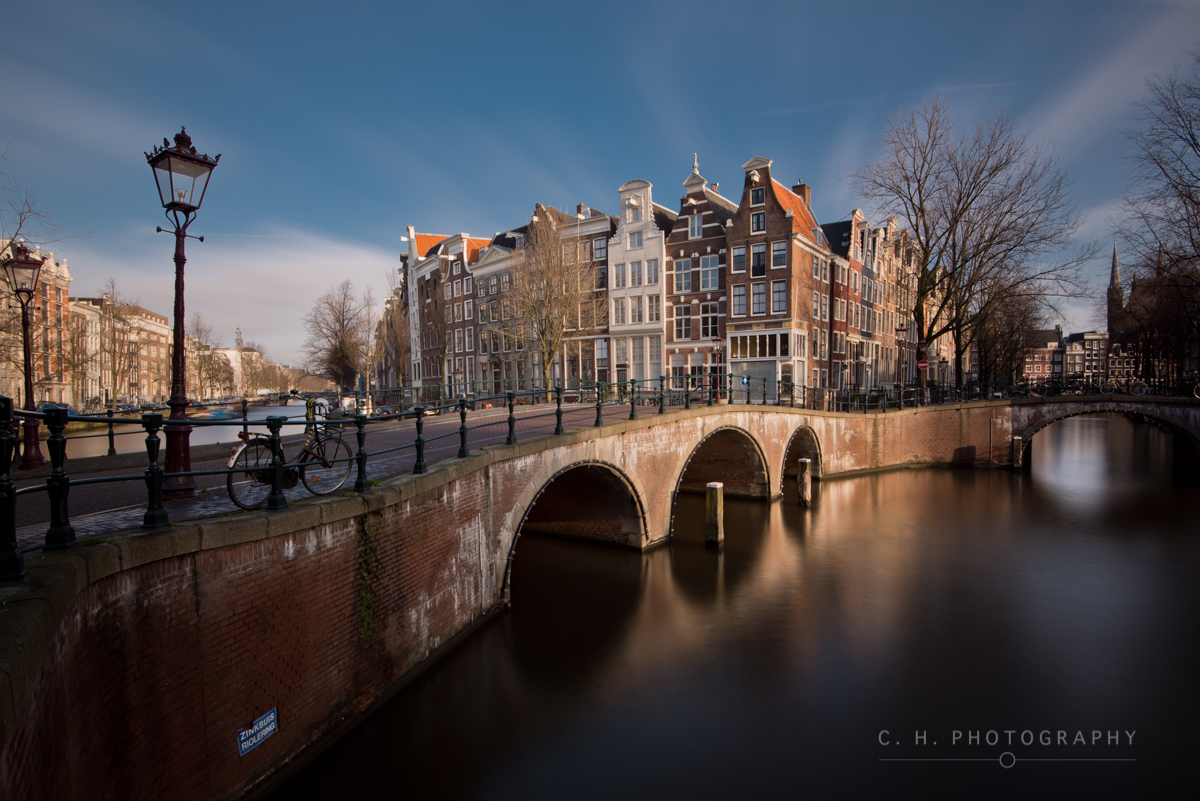 Keizersgracht and Leidsegracht
