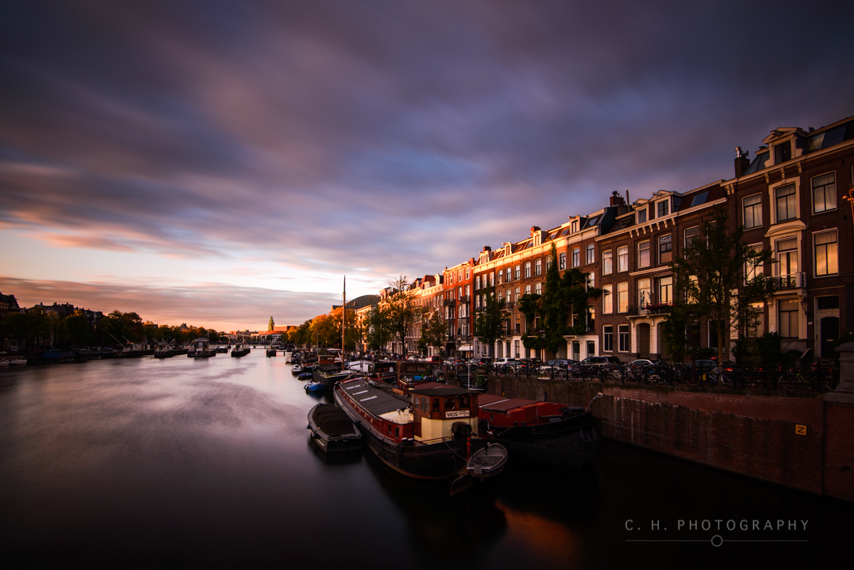 Last Light On The Amstel